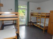 Standardzimmer mit 2 Etagenbetten