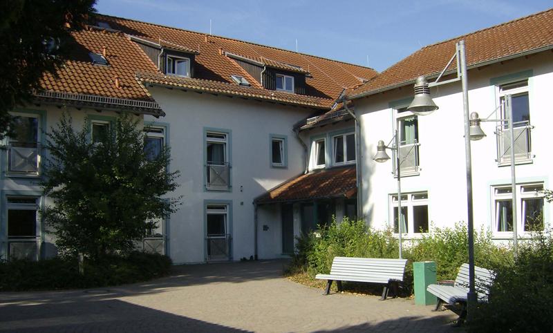 Jugendhaus Maria Einsiedel - Bettenhaus